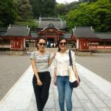 日本のひなた宮崎県。そして、女子旅のひなたへ(*^^)
