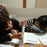 姉妹さんとライセンスコースへGO(*^^)