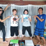 台湾からの来訪者と祝オープンダイバー&初ファンダイブ!
