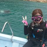 夏ですね!ファン&体験ダイビング(*^^)v