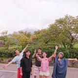 桜島でオープン&アドバンス&ファンダイビング~♪