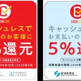 キャッシュレス決済のお知らせ(*^^)