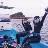 体験ダイビング~♪♪
