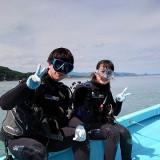 AMPM体験ダイビング(^^♪